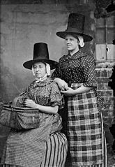 Two women in national dress (Edwards)