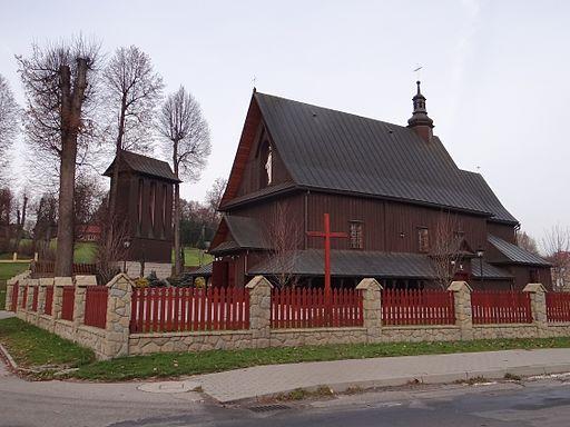 Tymowa kościół