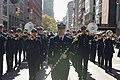 U.S. Coast Guard honored in New York City Veterans Day Parade (31298032152).jpg