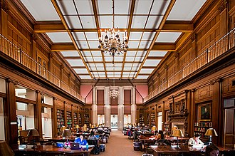 University at Buffalo - UB's Health and Sciences Library, Abbott Hall, South Campus
