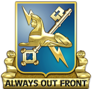 Norman Mineta - Image: US Army Mil Intel Corp Insignia