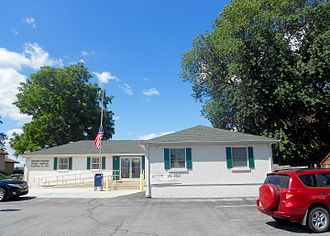 West Pennsboro Township, Cumberland County, Pennsylvania - Post office in Plainfield