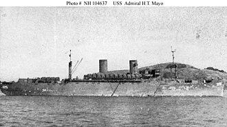 USS Admiral H. T. Mayo (AP-125) - Image: USS Admiral H T Mayo