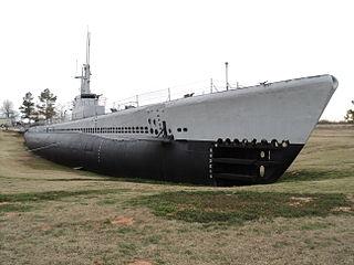 USS <i>Batfish</i> (SS-310) Balao-class submarine