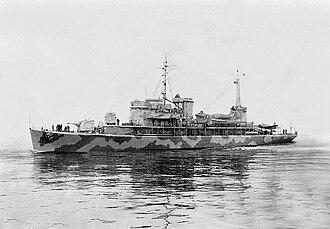 USS Biscayne - USS Biscayne (AVP-11)