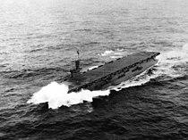 USS Bismarck Sea (CVE-95) underway on 24 June 1944 (80-G-240135).jpg