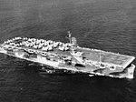 USS Guadalcanal (CVE-60) underway on on 28 September 1944 (NH 106567).jpg