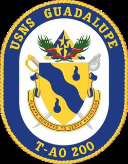 USNS <i>Guadalupe</i> (T-AO-200)