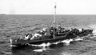 USS <i>John C. Butler</i> ship named in his honor