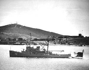 USS Kiowa (AT-72) - Image: USS Kiowa (ATF 72)