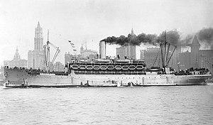 USAT John L. Clem - USS Santa Ana (ID-2869)