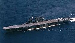USS Saratoga (CV-3) underway, circa in 1942 (80-G-K-459).jpg