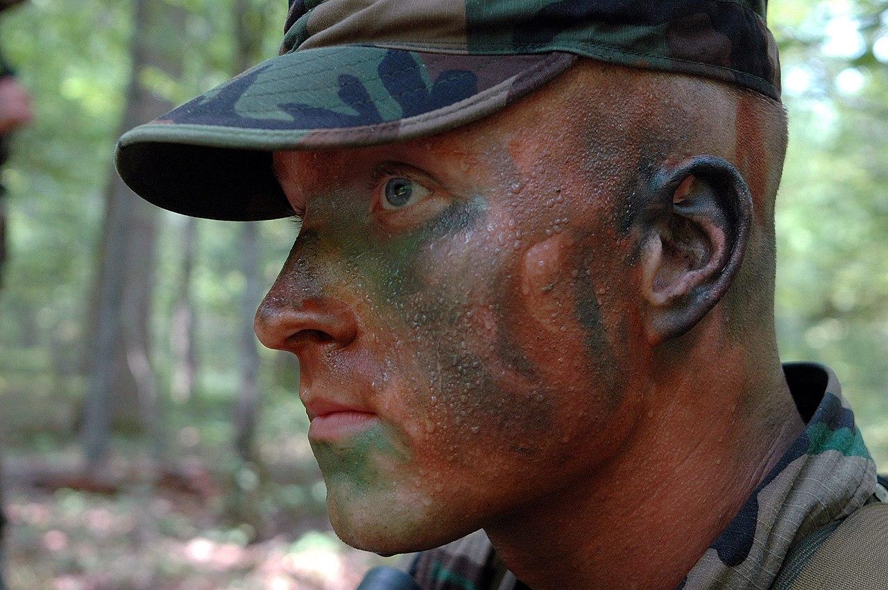 Naval Academy Combat Ring
