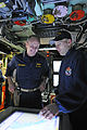 US Navy 120126-N-WL435-014 Chief of Naval Operations (CNO) Adm. Jonathan Greenert meets the crew and tours the spaces of the Virginia-class attack.jpg