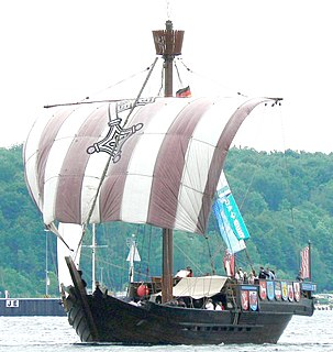 Cog (ship) Type of cargo ship of the 12th-14th centuries