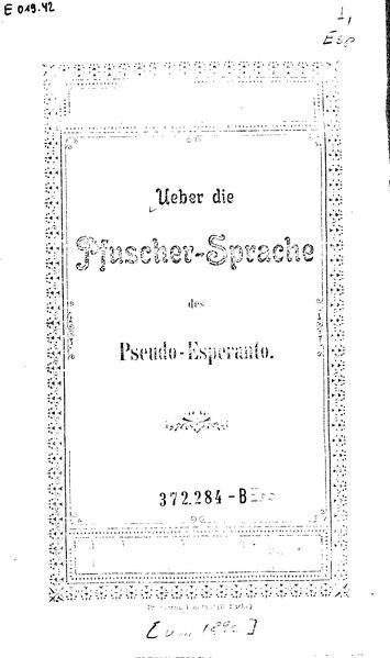 File:Ueber die Pfuscher-Sprache des Pseudo-Esperanto.djvu