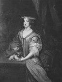 Ulrika Eleonora the Elder, 1656-1693, Princess of Denmark, Queen of Sweden (Abraham Wuchters) - Nationalmuseum - 16038.tif