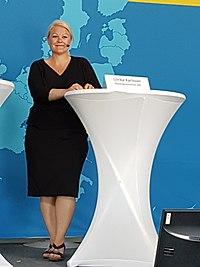 Ulrika Karlsson (M) 2016 4. jpg