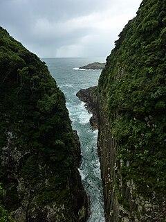 Nippō Kaigan Quasi-National Park