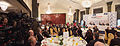 Una vista de l'Hotel Intercontinental ple per escoltar Artur Mas.jpg