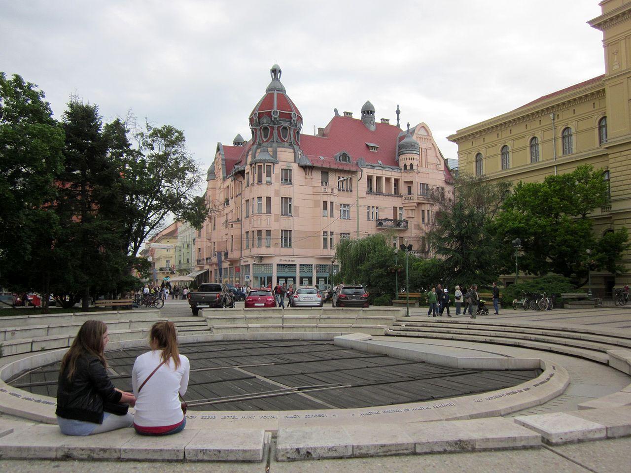 File:Unger-Mayer House, Szeged, Hungary - panoramio.jpg ...