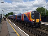 Unit 450555 at Addlestone.JPG