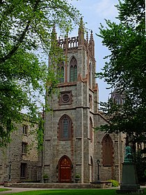 University Church, Fordham entrance.jpg
