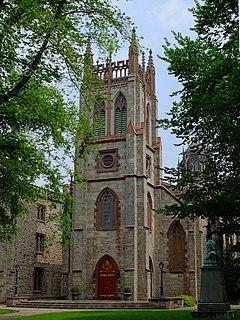 Fordham University Church