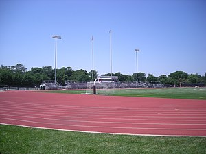 Stagg Field - Stagg Field in 2013