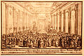 University opening ceremony in the state room of Buda palace, 25 June 1780.jpg