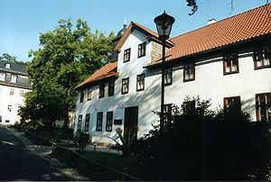 Kindergarten - Allgemeine Deutsche Erziehungsanstalt in Keilhau (Germany), nowadays the Keilhau Free Fröbel School