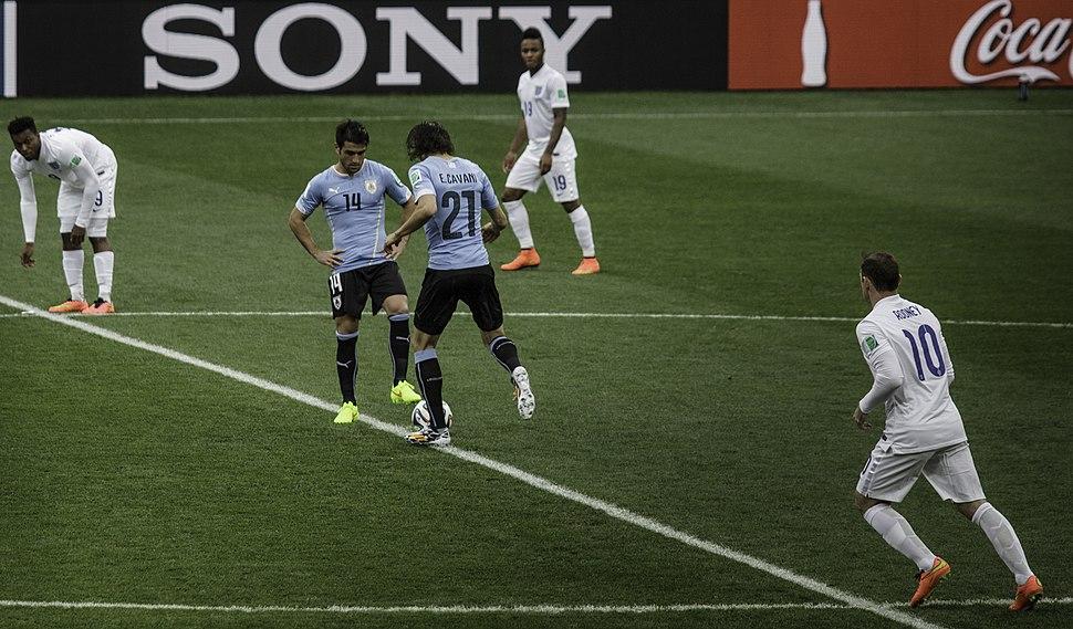 Uruguay can still beat anyone even without Su%C3%A1rez! - 140619-6403-jikatu (14333242217)