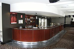 Victory Hotel - Victory Hotel's front bar