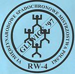 VI Spadochronowe Mistrzostwa Polski w RW-4 Gliwice 1997.JPG