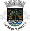 Coat of arms of Vila Nova de Foz Côa