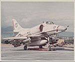 VMA-211 A-4 Skyhawk at Chu Lai Air Base.jpg