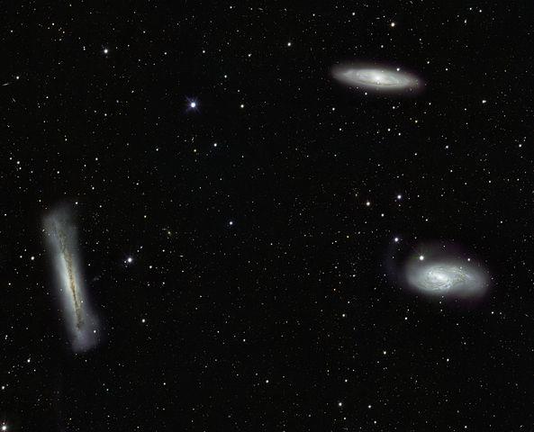 Aglomerados de galáxias - Parte 1 - QN : Queimando Neurônios