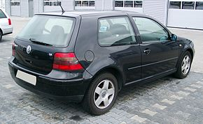 VW Golf IV rear 20071205.jpg