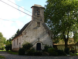 The church of Vacquerie-le-Boucq