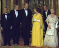 Valéry Giscard d'Estaing with Queen Elizabeth - NARA - 174724 (cropped).tif