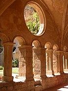 Valmagne abbaye cloitre 2
