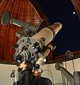 Vatican Observatory Zeiss Visual Refractor Telescope.jpg