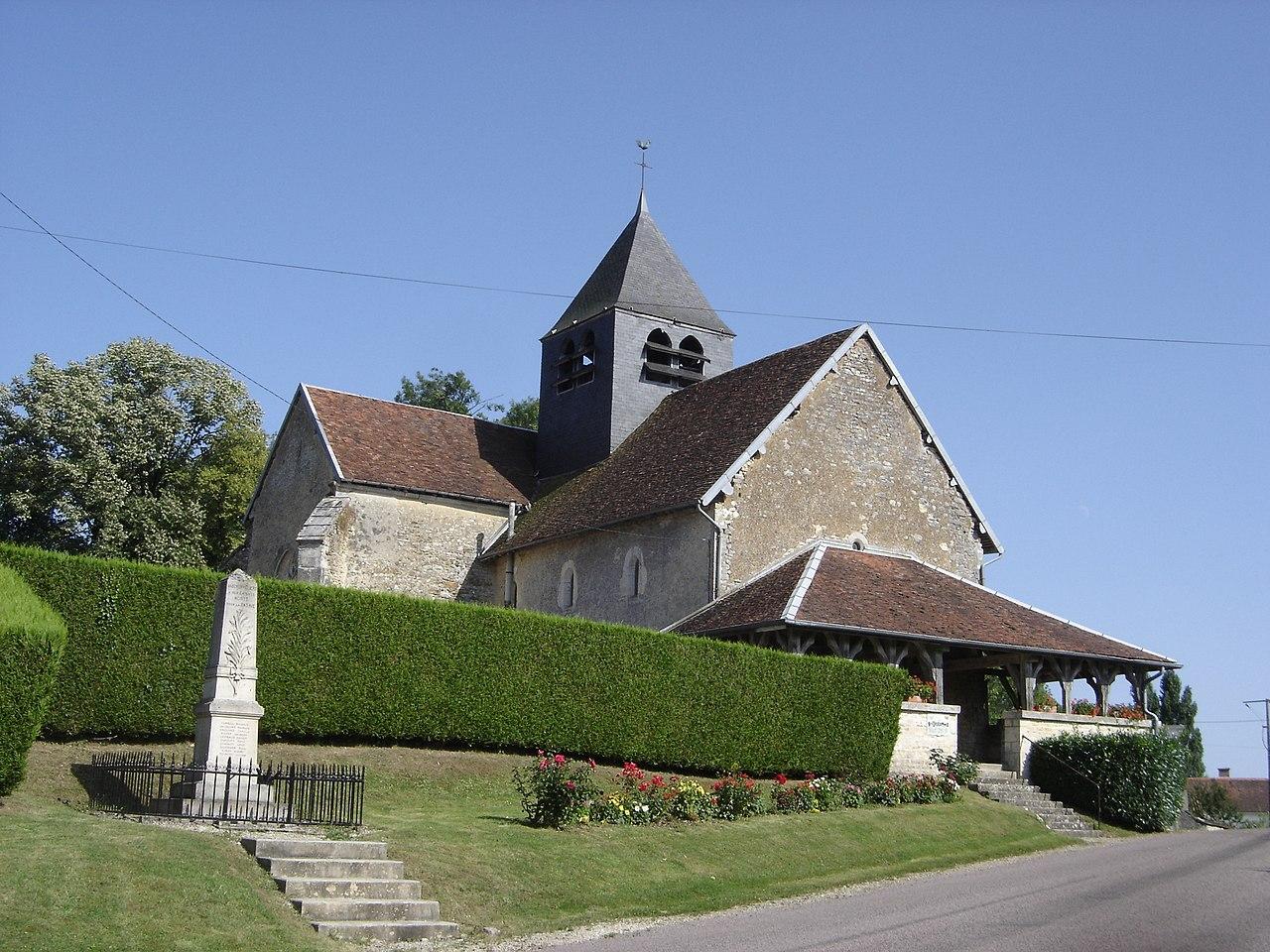 Vauchonvilliers église.JPG