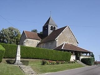 Vauchonvilliers Commune in Grand Est, France