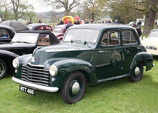 Vauxhall Wyvern Motor vehicle
