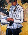 Velimir Khlebnikov by M. Larionov (1910).jpg