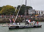 Vendée Globe 2012-2013 Alessandro di Benedetto Team Plastique.jpg