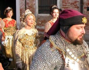 Venice Carnival - Festa Delle Marie