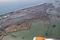 Venice Lagoon from above 2 (7264057650).jpg