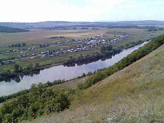 Kugarchinsky District District in Republic of Bashkortostan, Russia